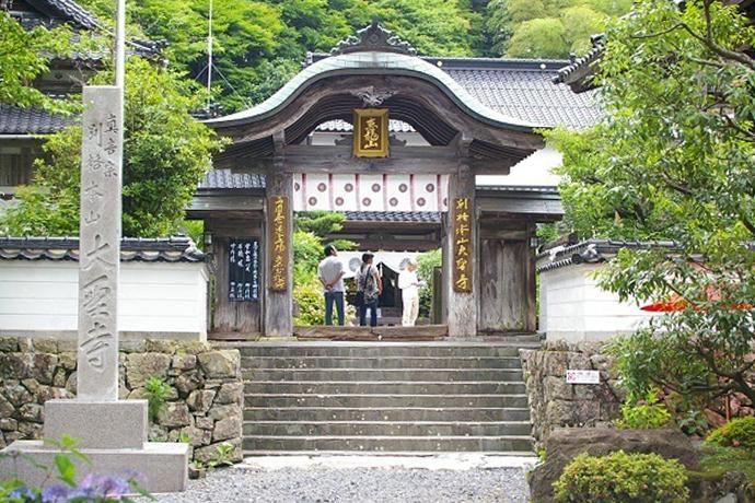 大聖寺(あじさい寺)
