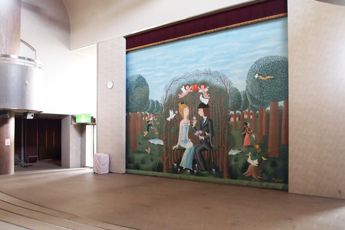 作東美術館
