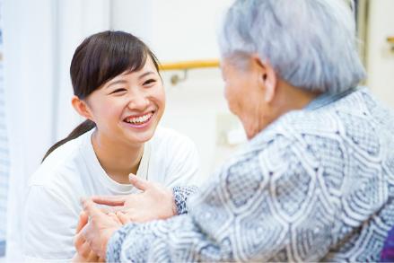 介護を仕事にする 介護福祉学科